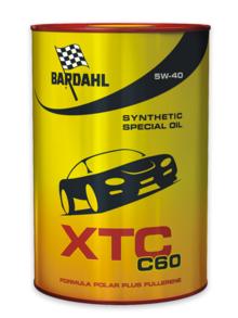 Bardahl XTC C60 5W40 lt 1 AUTO