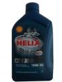 Lubrificanti Shell helix HX7  10w40 lt 1