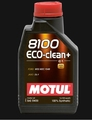 Motul 8100 Eco-clean + 5W30 1LT
